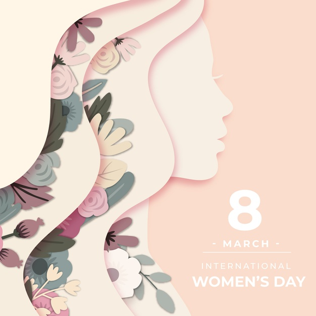 womens-day-paper-style-theme_23-2148411156