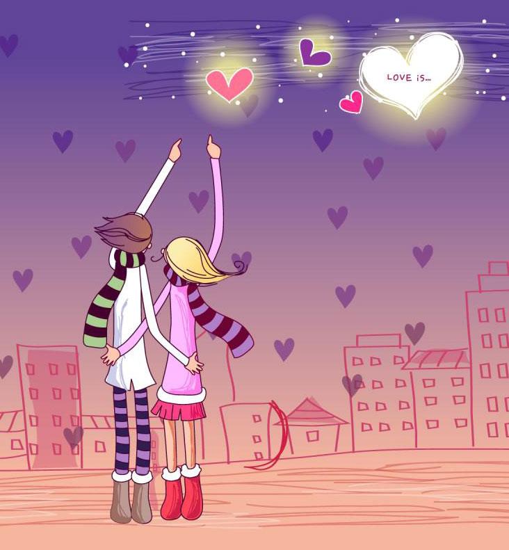 лююбите друг друга!